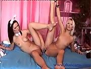 Beautiful lesbian couple BoomChix